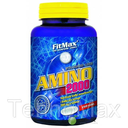 Аминокислоты Amino 2000 (150 tab), фото 2
