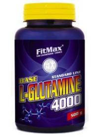 Глютамин Base L-Glutamine 4000 (500 g), фото 2