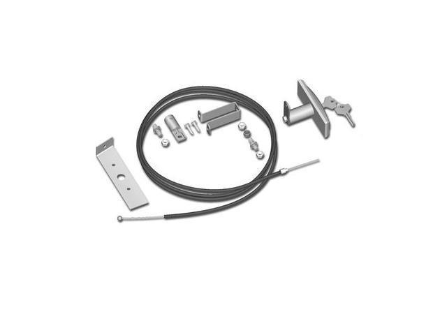 Roger RL-655 - Комплект принадлежностей для внешней разблокировки потолочного привода с рукояткой