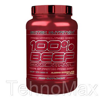 Scitec Nutrition Говяжий протеин 100% Beef Concentrate (2 kg), фото 2
