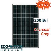 Солнечная панель BISOL Spectrum Charcoal Grey 250 Wp поликристалл, цвет Угольный Серый