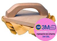 25191 - Тампон квадратный штамп 150*150*1 мм