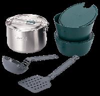 Набор для приготовления пищи Stanley Adventure 10-01715-002, 1.5 л, серый