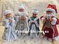 Новогодние Пара Дед Мороз 30см и Снегурочка 30см (танцующие и поющие), фото 10