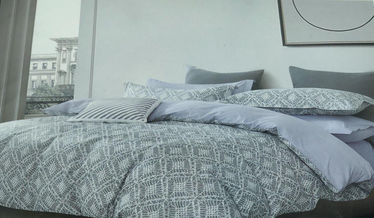 Комплект постельное белье фланель 5D 180×230 двушка