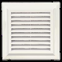 Решетка пластиковая настенная BLAUBERG DECOR-QL 140x140 (header)