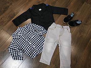 Нарядный костюм тройка на мальчика  на 2 года, фото 2