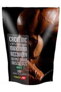 Power Pro Креатин павер про Creatine Maximum Recovery with flavour (500 g ), фото 2
