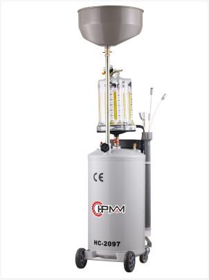 Установка для вакуумного отбора и слива масла 80 литров