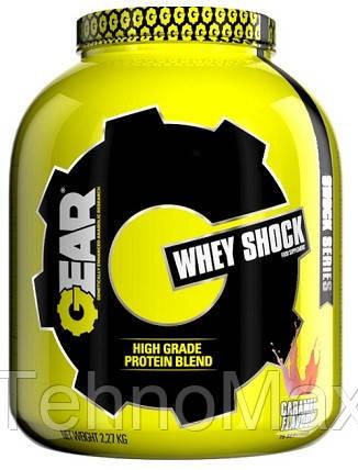 Протеин сывороточный Whey Shock (2,27 kg ), фото 2