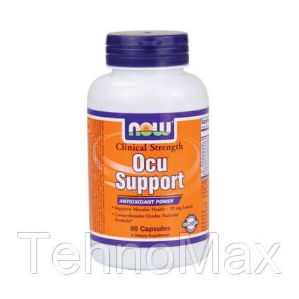 NOW Улучшение зрения Ocu Support (60 vaeg caps), фото 2