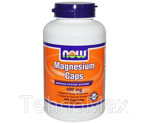 Магний Magnesium Caps 400 mg (180 caps), фото 2