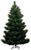 Искусственная сосна 0,9 м, темная, светлый кончик, новогодняя сосна елка