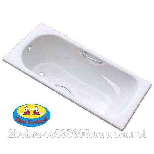 Ванна Чугунная ZYA-9C-5 Donni | 150x75x41 см.  Goldman
