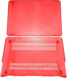 Чехол-накладка TOTO PC Case Apple Macbook Air 13 2016 Red (Air13)