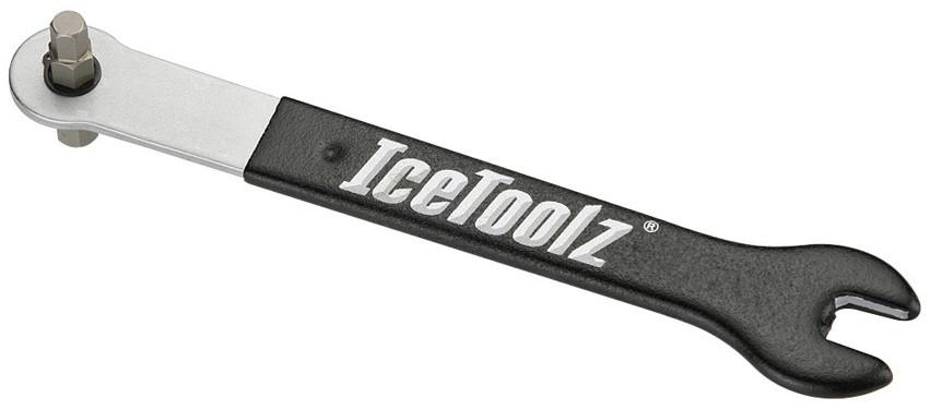 Ключ ICE TOOLZ 34H2 на 15+шестигарн. на 8 и 10