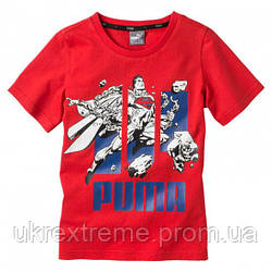 Футболка Puma Style Superman Tee (ОРИГИНАЛ)