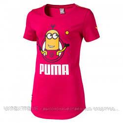 Футболка Puma Minions Tee (ОРИГИНАЛ)
