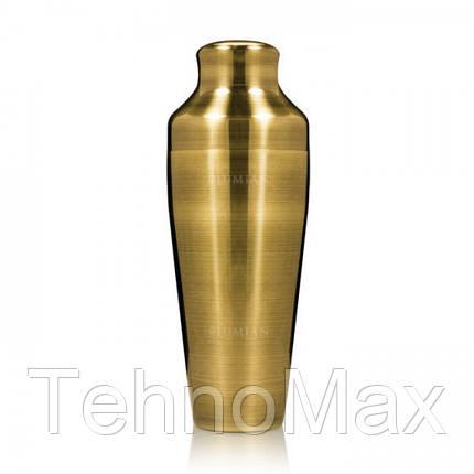 Шейкер французский (Континентальный) бронзовый 550 мл. Chrono, Lumian, фото 2