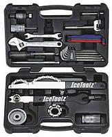 Кейс с инструментами ESSENCE ICE TOOLZ 82F3