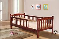 Кровать Юниор с двумя заборами