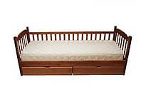 Кровать Юниор с одним забором