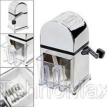 Измельчитель для льда хромированный 471000, 160х135 мм, h-270 мм, Stalgast, фото 3