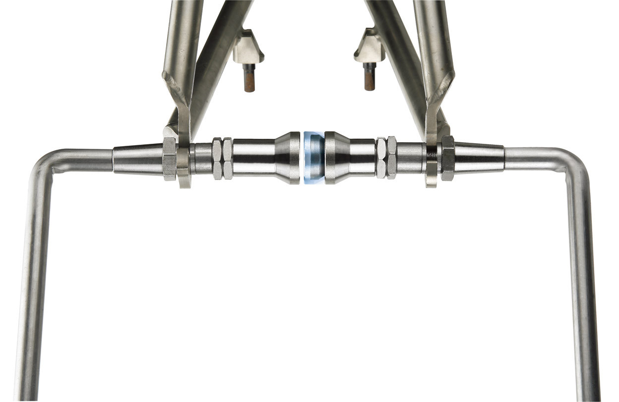 Инструмент для выравнивания перьев вилки и задн. треугол. рамы ICE TOOLZ E341