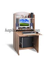 """Компьютерный стол-бюро Б - 1 (серия """"Престиж"""")"""