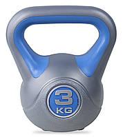 Гиря SportVida 3 кг SV-HK0077, фото 1