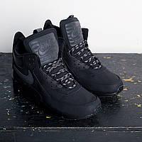 Мужские кроссовки зимние Nike Air Max 90 SneakerBoot Winter
