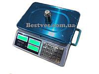 Весы для торговли ПРОК-ВТ-823-В-40 кг с ручками