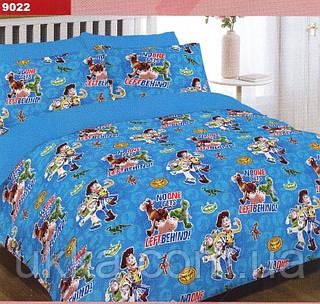 Детское постельное белье комплект подростковый Вилюта 9022