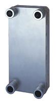 Паяный пластинчатый теплообменник Swep B45