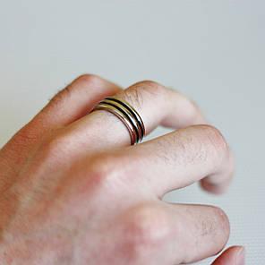 Реквизит для фокусов | Магнитное кольцо (Black line), фото 2