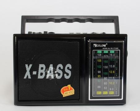 Радиоприемник Golon RX-177LED