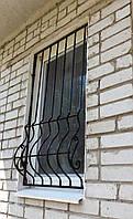 """Решётки на окна классические """"Французский балкон"""""""
