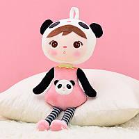 Мягкая кукла Keppel Panda, 46 см Metoo