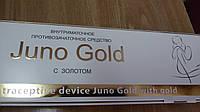 Спираль внутриматочная золотая Juno Gold