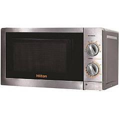 Микроволновая печь Hilton HMW-202 Наржавеющая сталь (ФР-00018395)