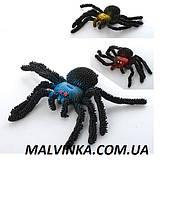 Насекомое  паук, микс цветов, 8-14-2см