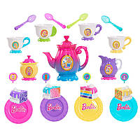 Just Play Barbie Набор посуды чайный сервиз Барби Дримтопия Dreamtopia Tea Set