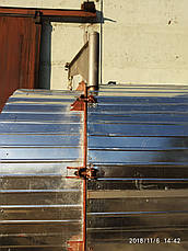 The camera of wood thermal treatment (thermomodified) , фото 2