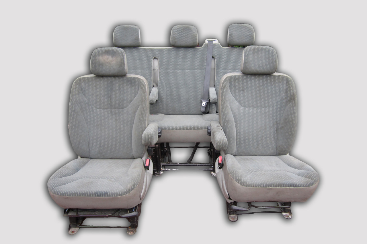 сиденье renault trafic