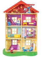 Peppa Pig Большой музыкальный семейный домик свинки Пеппы Lights and Sounds Family Home Playset