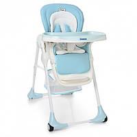 Детский стульчик для кормления EL Camino PUNTO ME 1001-12 Голубой (intME 1001-12)