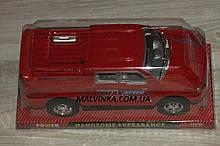 Машина пікап інерційна арт 313-2 червоний,сірий.