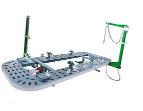 Стапель для кузовного ремонта WT-400