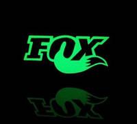 Универсальные светящиеся в темноте люминесцентные самоклеящиеся наклейки не содержат фосфор FOX