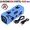 СУПЕР БАС! Колонка Портативная Беспроводная Bluetooth Влагозащитная NFC JAKCOMBER PT-390 ЗЕЛЁНАЯ (3600 mAh) , фото 10